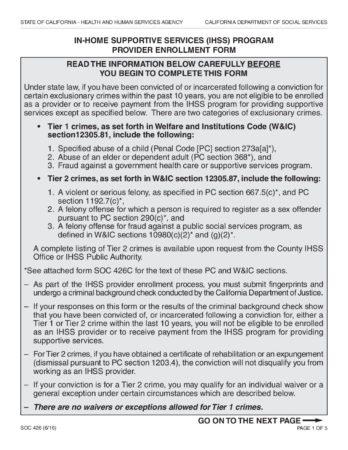 soc 426 5-SOC426 REV 062016 - San Diego IHSS Public Authority