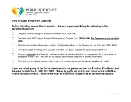 2-July New IP ENRL Checklist ENG REV 07012018 - San Diego IHSS